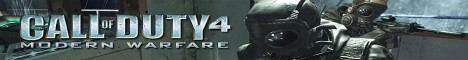 Call of Duty 4: Modern Warfare fansite