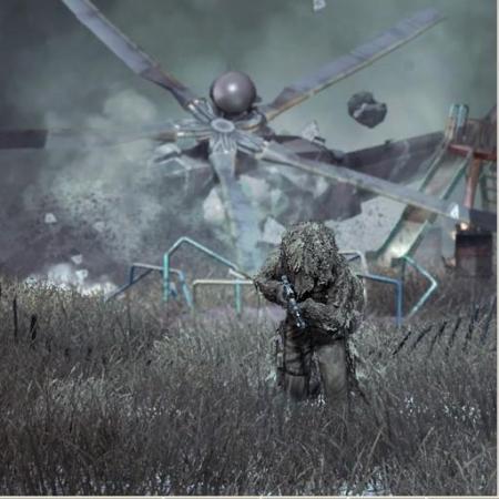 Obrázek mise Sniper escape