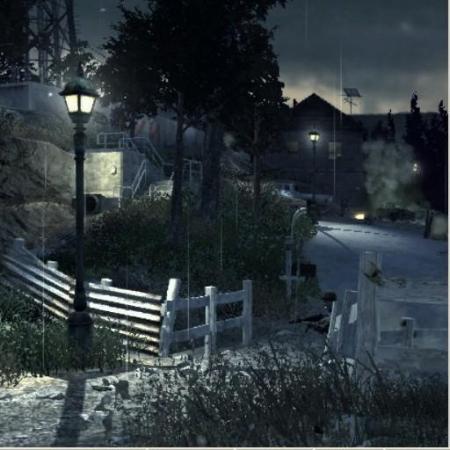 Obrázek mise Village Assault