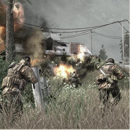 Obrázek mise Village Defend